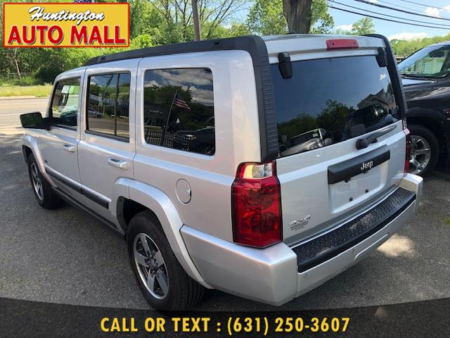 2008 Jeep Commander 4WD 4dr Sport, available for sale in Huntington Station, New York | Huntington Auto Mall. Huntington Station, New York