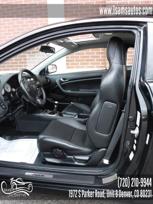 2006 Acura RSX 2dr Cpe Type-S 6-spd MT Leather, available for sale in Denver, Colorado | Sam's Automotive. Denver, Colorado
