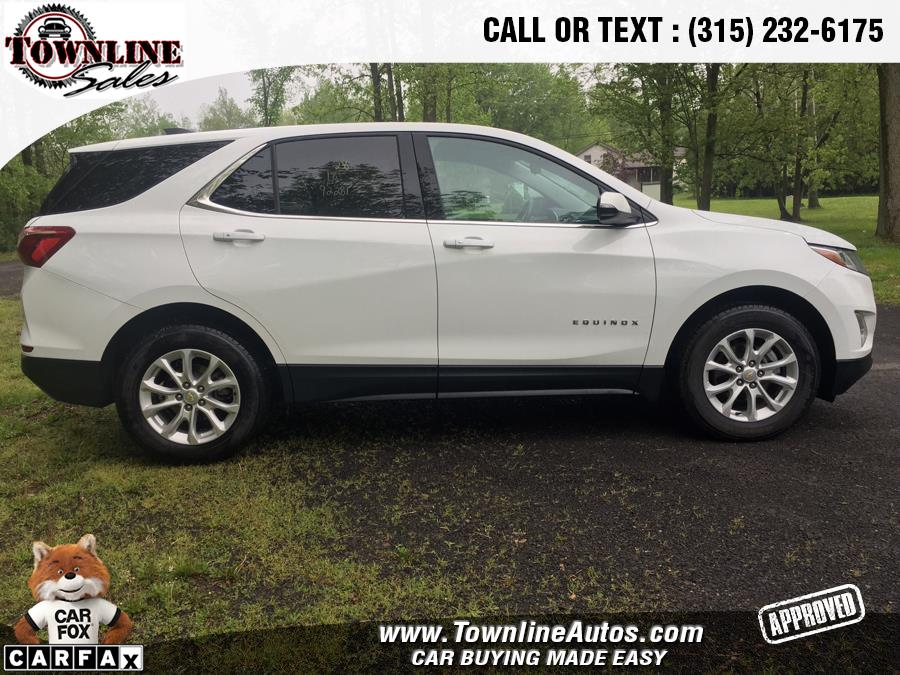 2018 Chevrolet Equinox AWD 4dr LT w/1LT, available for sale in Wolcott, New York | Townline Sales LLC. Wolcott, New York