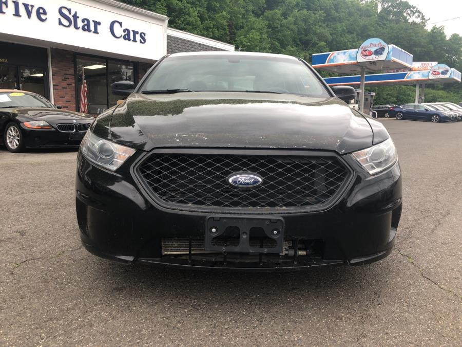 2013 Ford Sedan Police Interceptor 4dr Sdn FWD, available for sale in Meriden, Connecticut | Five Star Cars LLC. Meriden, Connecticut