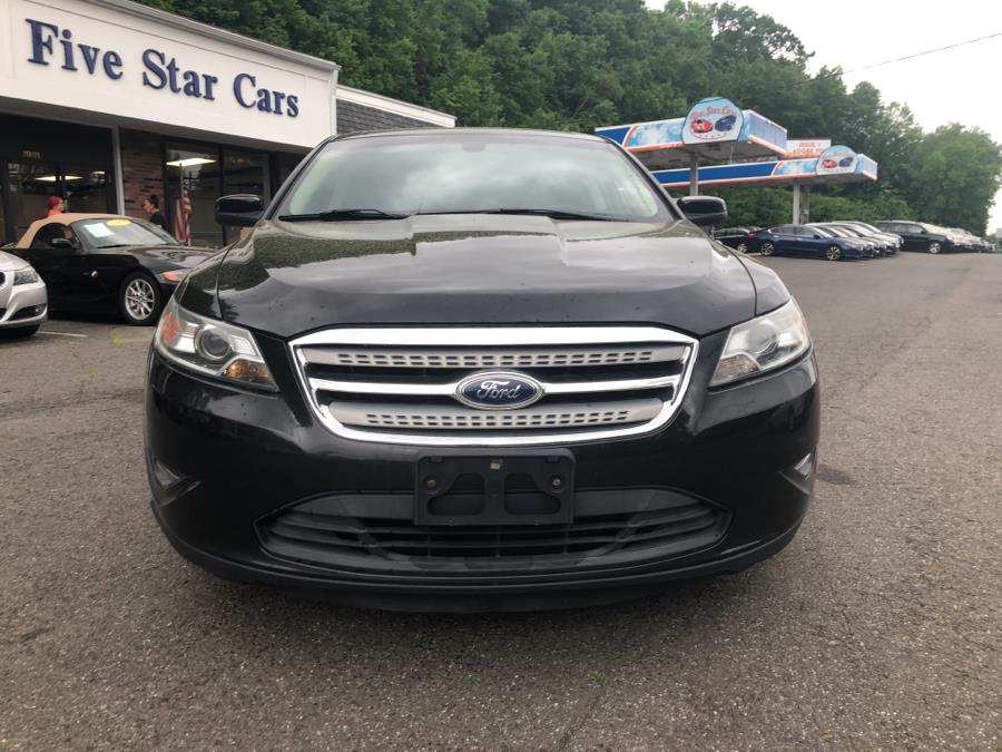 2011 Ford Taurus 4dr Sdn SEL FWD, available for sale in Meriden, Connecticut | Five Star Cars LLC. Meriden, Connecticut