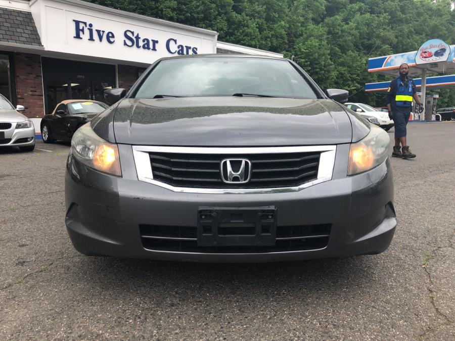 2009 Honda Accord Sdn 4dr I4 Man LX, available for sale in Meriden, Connecticut | Five Star Cars LLC. Meriden, Connecticut