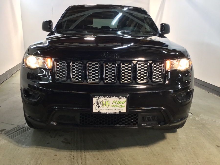 Used Jeep Grand Cherokee Altitude 4x4 2017 | M Sport Motor Car. Hillside, New Jersey