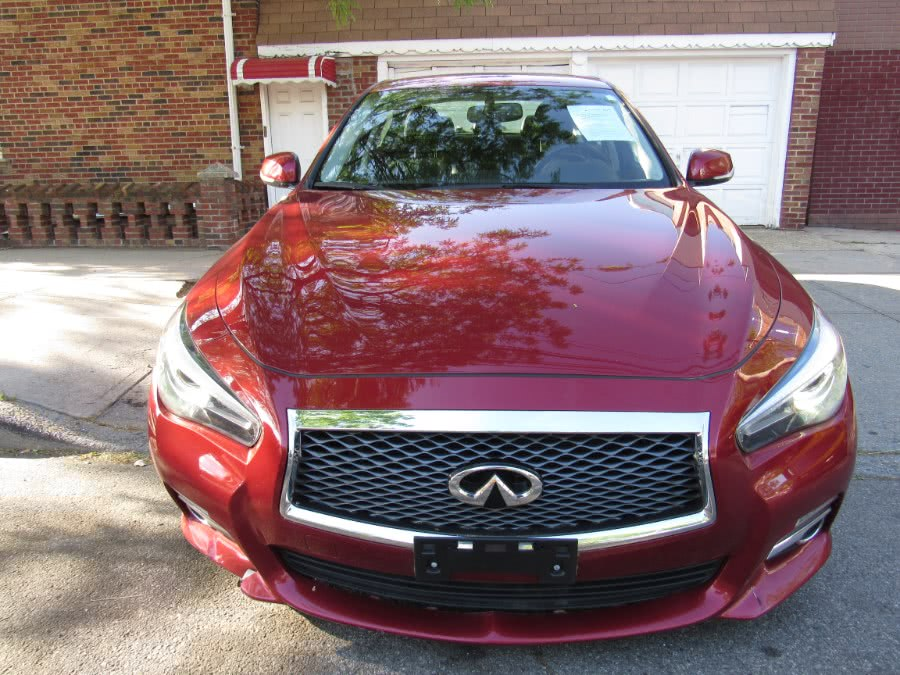 Used 2015 INFINITI Q50 in Levittown, Pennsylvania | Deals on Wheels International Auto. Levittown, Pennsylvania