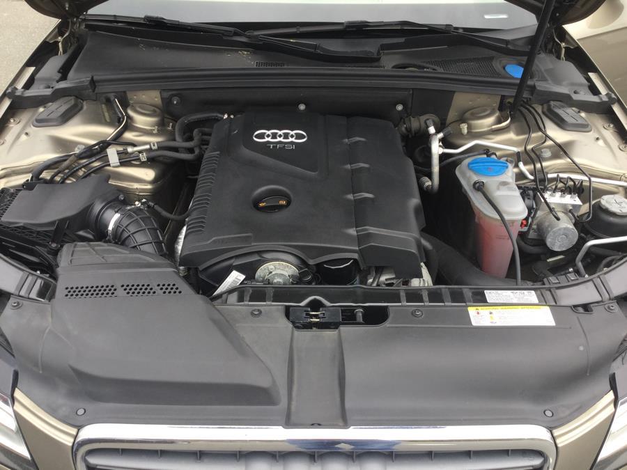 2011 Audi A4 4dr Sdn Auto quattro 2.0T Premium  Plus, available for sale in Plantsville, Connecticut | L&S Automotive LLC. Plantsville, Connecticut