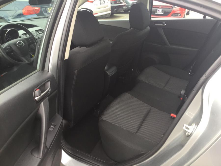 2013 Mazda Mazda3 4dr Sdn Man i Sport, available for sale in Plantsville, Connecticut | L&S Automotive LLC. Plantsville, Connecticut