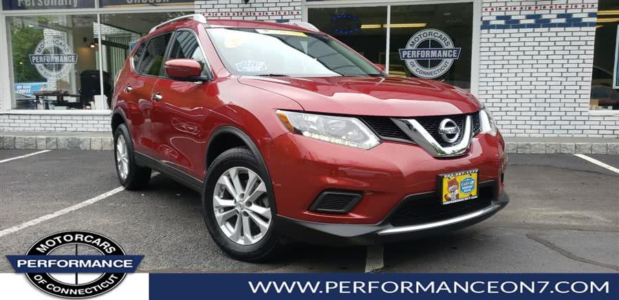 Used 2016 Nissan Rogue in Wilton, Connecticut | Performance Motor Cars. Wilton, Connecticut