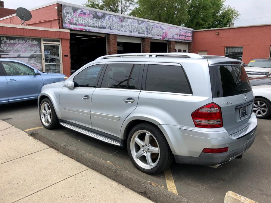 Used Mercedes-Benz GL-Class 4MATIC 4dr 5.5L 2008 | Primetime Auto Sales and Repair. New Haven, Connecticut