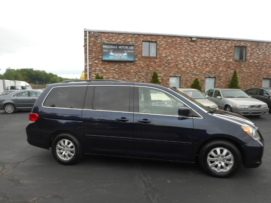 Used 2008 Honda Odyssey in Newington, Connecticut | Wholesale Motorcars LLC. Newington, Connecticut