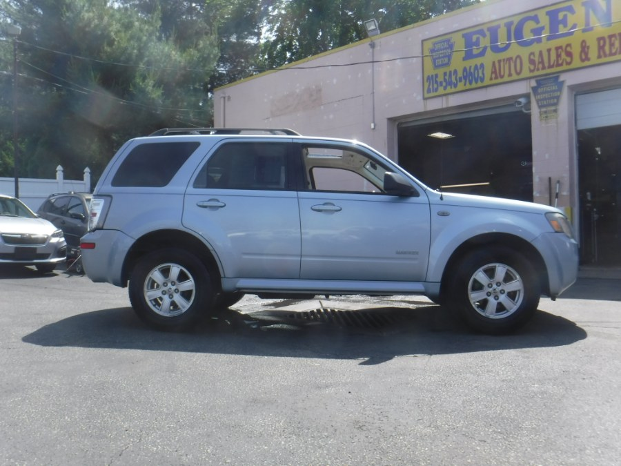 2008 Mercury Mariner 4WD 4dr V6, available for sale in Philadelphia, Pennsylvania | Eugen's Auto Sales & Repairs. Philadelphia, Pennsylvania