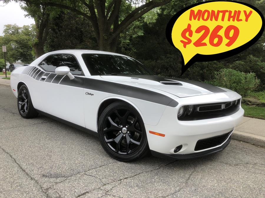 Used Dodge Challenger 2dr Cpe R/T Plus 2015 | Luxury Motor Club. Franklin Square, New York