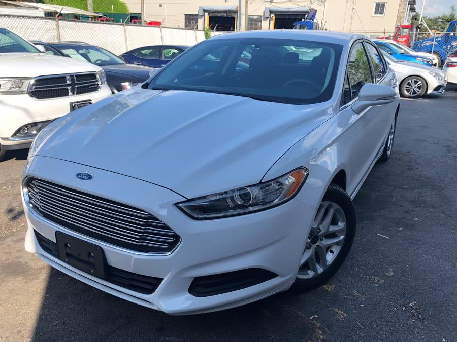 Used 2016 Ford Fusion in Lodi, New Jersey | European Auto Expo. Lodi, New Jersey