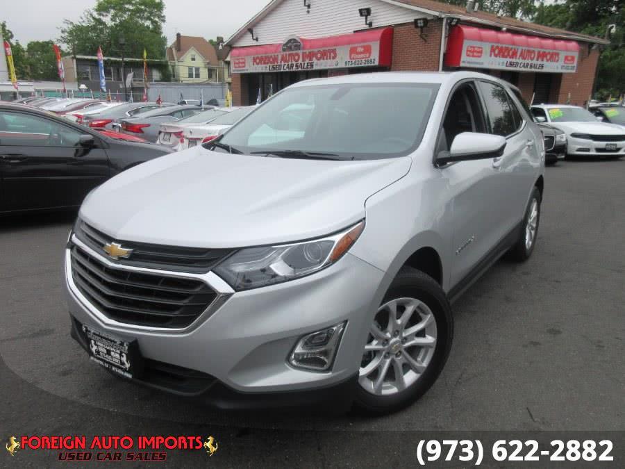 Used 2018 Chevrolet Equinox in Irvington, New Jersey | Foreign Auto Imports. Irvington, New Jersey