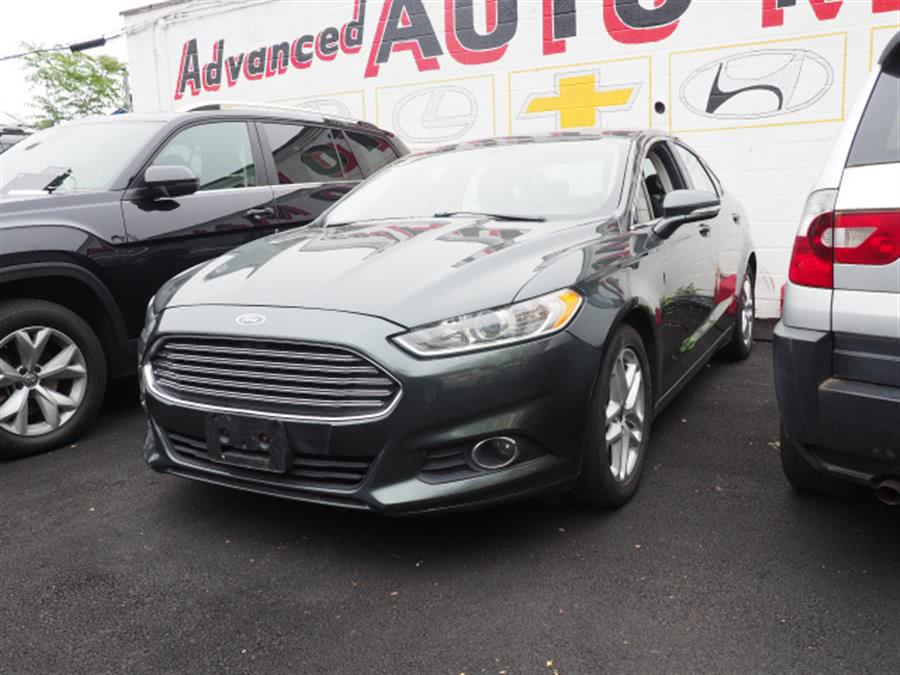 Used Ford Fusion 4dr Sdn SE FWD 2015 | Advanced Auto Mall. Bronx, New York