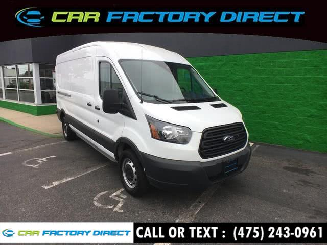 Used Ford Transit Van Cargo 2018 | Car Factory Direct. Milford, Connecticut