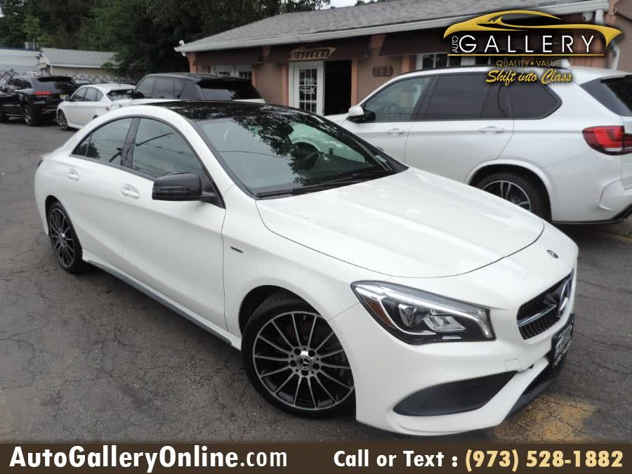 Used 2018 Mercedes-Benz CLA in Lodi, New Jersey | Auto Gallery. Lodi, New Jersey