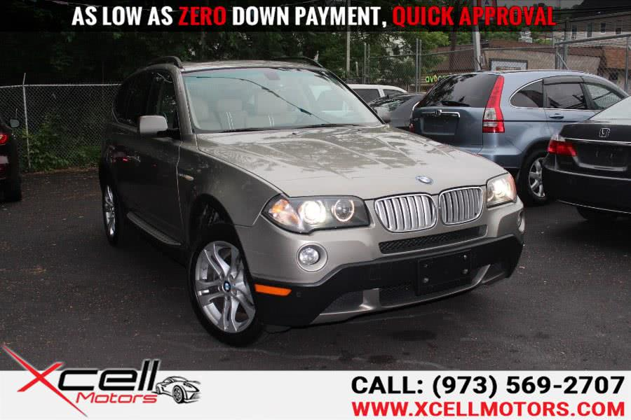 Used 2008 BMW X3 in Paterson, New Jersey | Xcell Motors LLC. Paterson, New Jersey