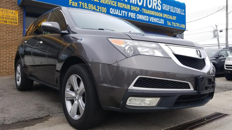 Used 2010 Acura MDX in Bronx, New York | New York Motors Group Solutions LLC. Bronx, New York