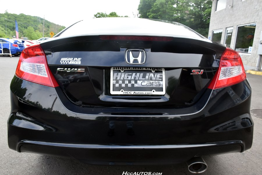 2013 Honda Civic Cpe si 2dr Man Si, available for sale in Waterbury, Connecticut | Highline Car Connection. Waterbury, Connecticut