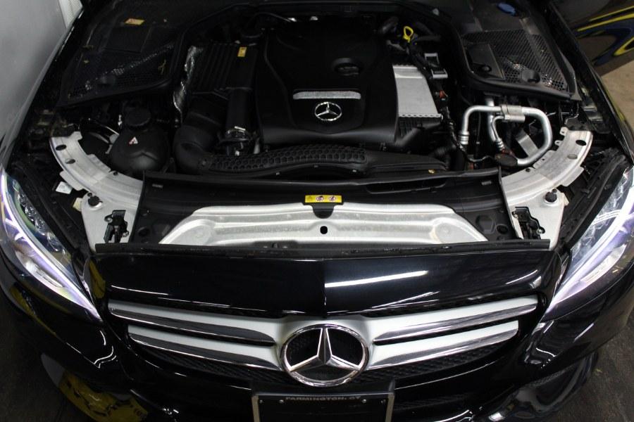 2016 Mercedes-Benz C-Class 4dr Sdn C 300 Sport 4MATIC, available for sale in Farmington, Connecticut | Driving Image Imports LLC. Farmington, Connecticut