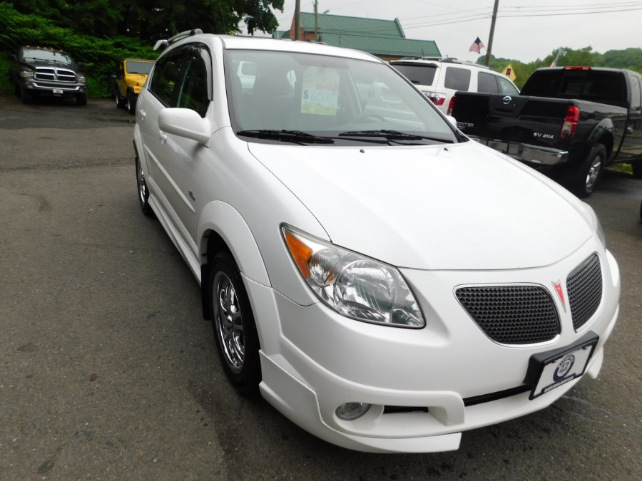 2005 Pontiac Vibe 4dr HB AWD, available for sale in Watertown, Connecticut   Watertown Auto Sales. Watertown, Connecticut