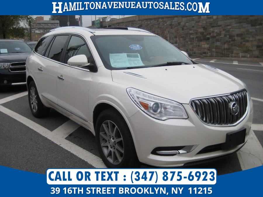 Used 2013 Buick Enclave in Brooklyn, New York | Hamilton Avenue Auto Sales DBA Nyautoauction.com. Brooklyn, New York