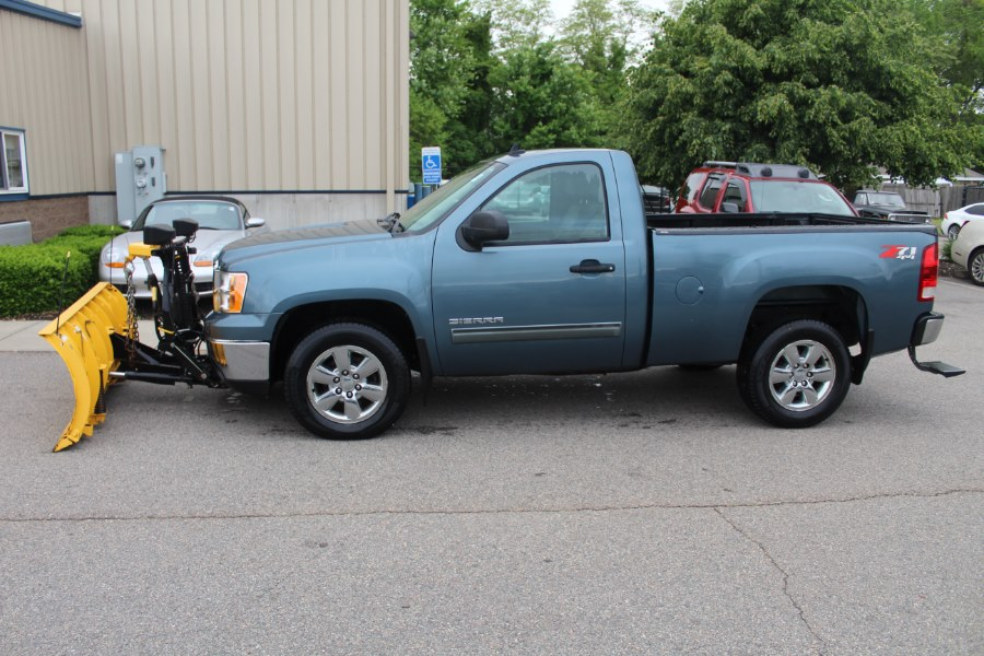 "Used GMC Sierra 1500 4WD Reg Cab 119.0"" SLE 2012 
