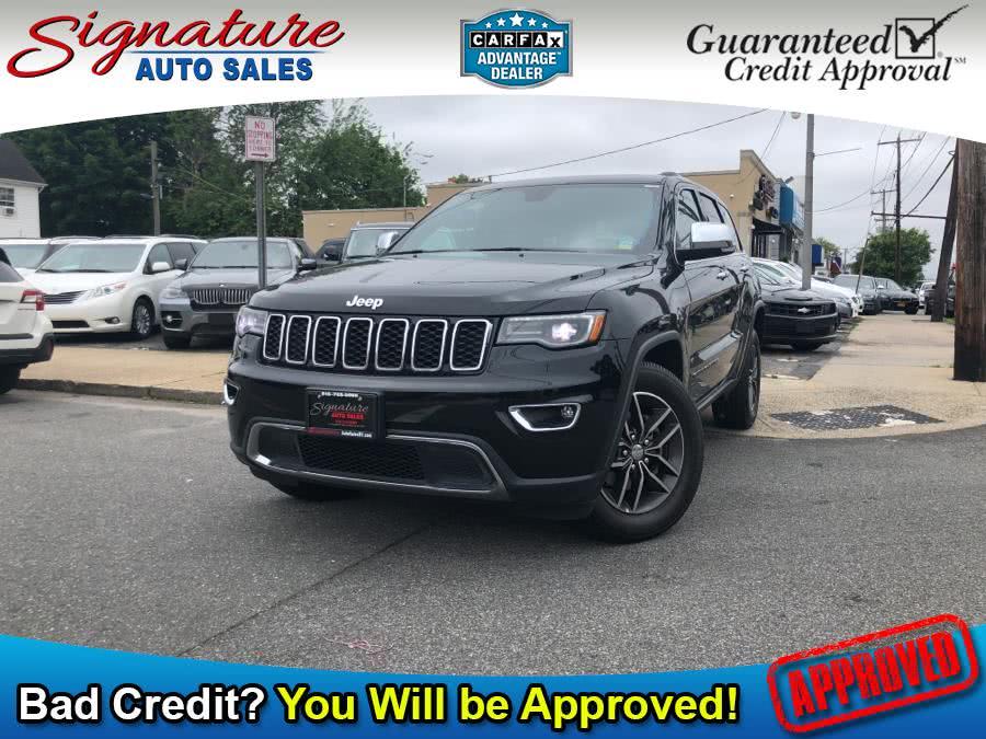 Used 2017 Jeep Grand Cherokee in Franklin Square, New York | Signature Auto Sales. Franklin Square, New York