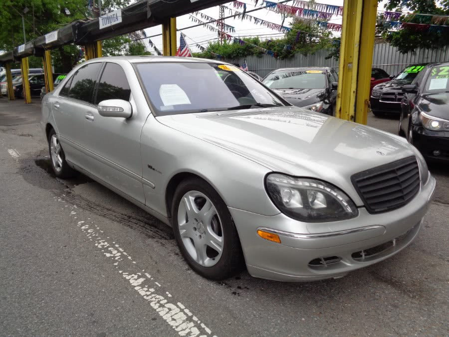 Used 2004 Mercedes-Benz S-Class in Rosedale, New York | Sunrise Auto Sales. Rosedale, New York