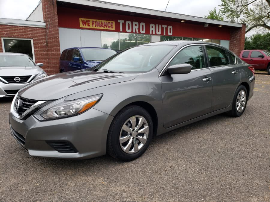 2017 Nissan Altima 2.5 S, available for sale in East Windsor, Connecticut | Toro Auto. East Windsor, Connecticut