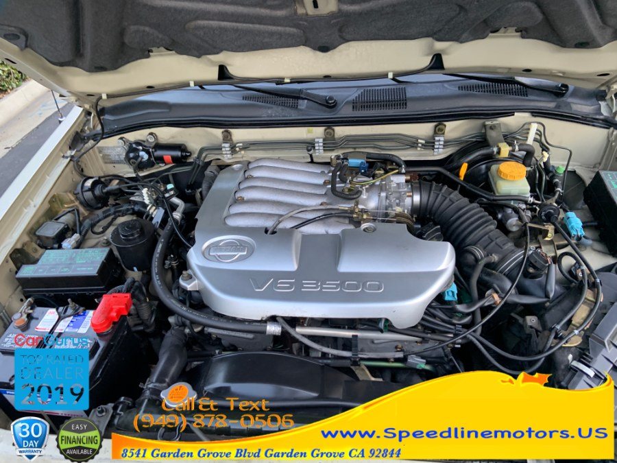 2001 Nissan Pathfinder LE 2WD Auto, available for sale in Garden Grove, California   Speedline Motors. Garden Grove, California
