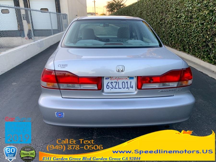 2002 Honda Accord Sdn LX Auto, available for sale in Garden Grove, California | Speedline Motors. Garden Grove, California