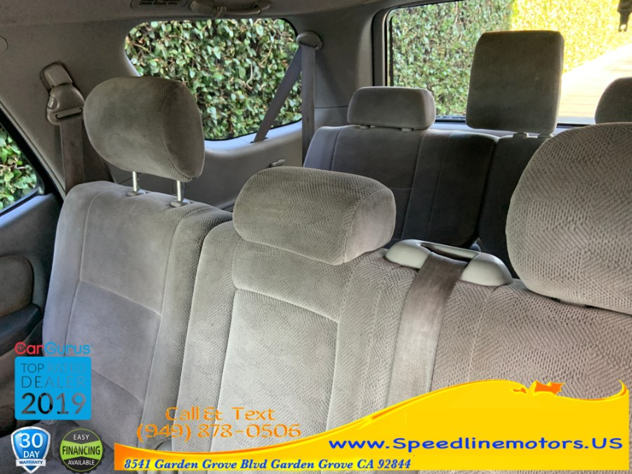 2005 Toyota Sequoia 4dr SR5 (Natl), available for sale in Garden Grove, California | Speedline Motors. Garden Grove, California
