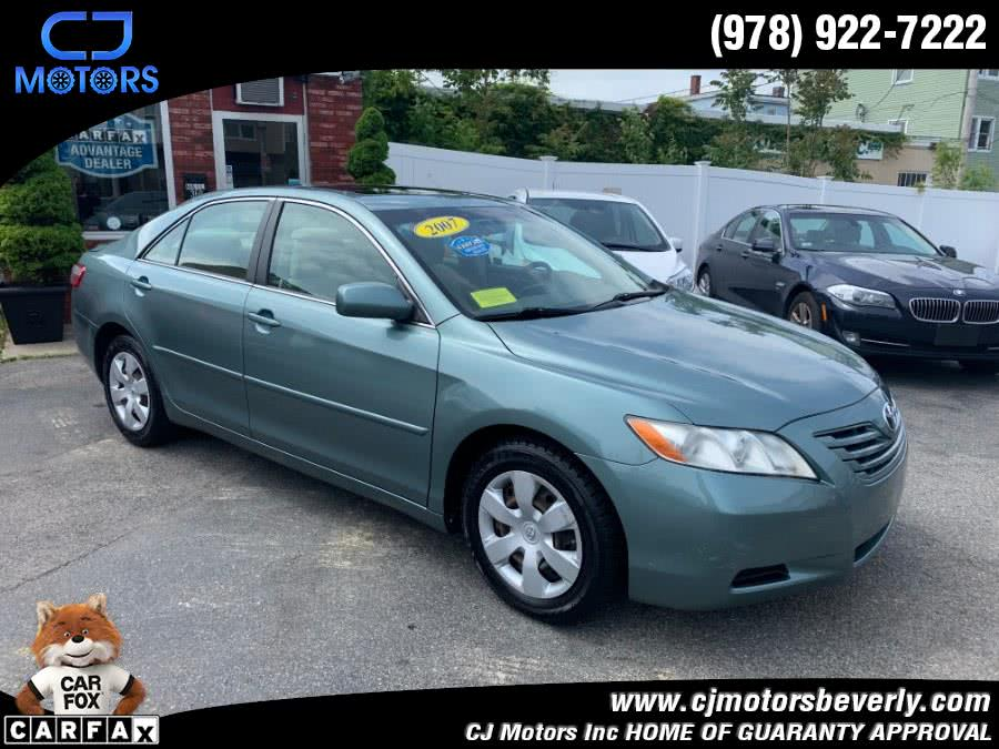 Used 2007 Toyota Camry in Beverly, Massachusetts | CJ Motors Inc. Beverly, Massachusetts