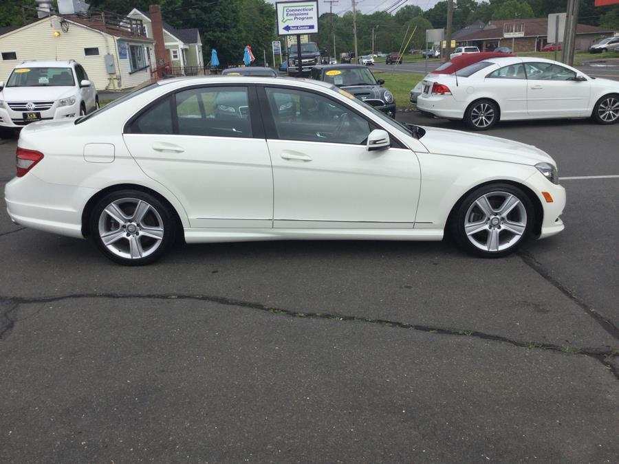 2011 Mercedes-Benz C-Class 4dr Sdn C 300 Sport 4MATIC, available for sale in Plantsville, Connecticut   L&S Automotive LLC. Plantsville, Connecticut