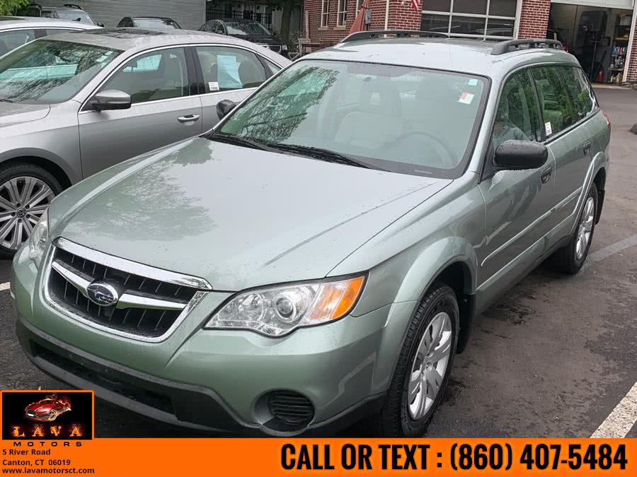Used 2009 Subaru Outback in Canton, Connecticut | Lava Motors. Canton, Connecticut