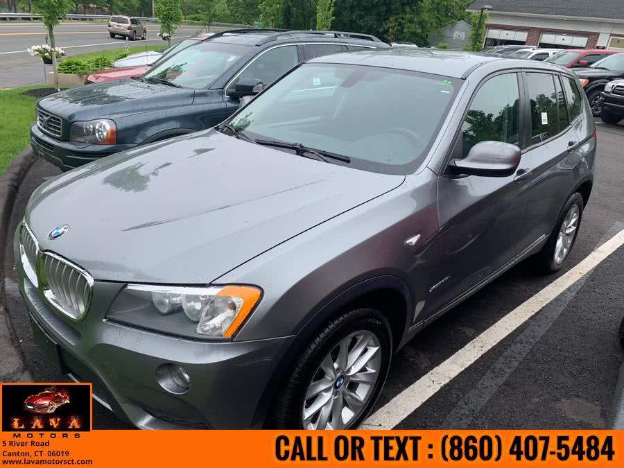Used 2014 BMW X3 in Canton, Connecticut | Lava Motors. Canton, Connecticut