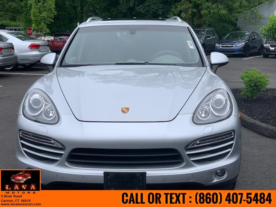 Used 2013 Porsche Cayenne in Canton, Connecticut | Lava Motors. Canton, Connecticut