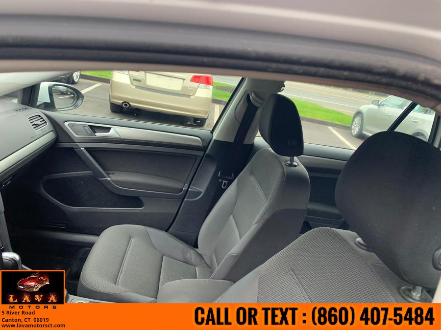 2016 Volkswagen Golf 4dr HB Auto TSI S, available for sale in Canton, Connecticut | Lava Motors. Canton, Connecticut