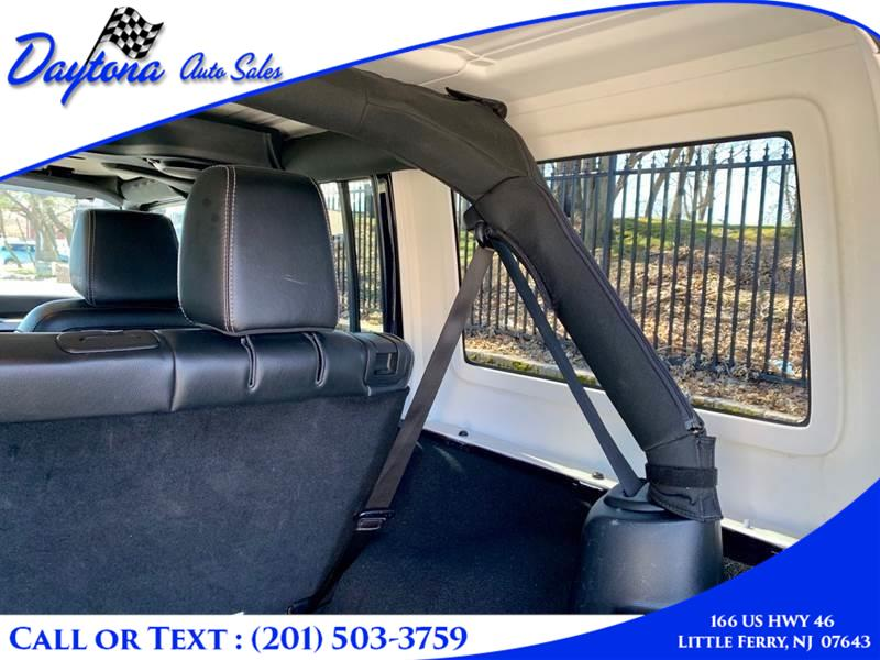 2013 Jeep Wrangler Unlimited 4WD 4dr Freedom Edition *Ltd Avail*, available for sale in Little Ferry, New Jersey | Daytona Auto Sales. Little Ferry, New Jersey
