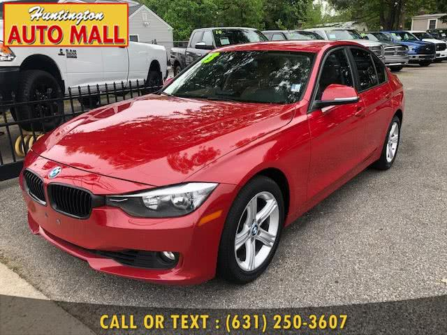 2013 BMW 3 Series 4dr Sdn 328i xDrive AWD SULEV, available for sale in Huntington Station, New York | Huntington Auto Mall. Huntington Station, New York