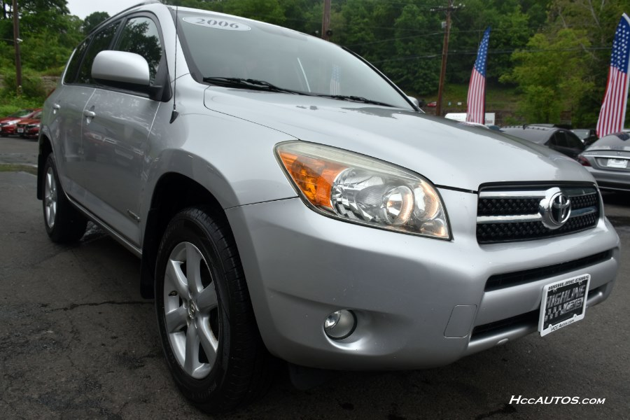 2006 Toyota RAV4 4dr Limited 4-cyl 4WD, available for sale in Waterbury, Connecticut | Highline Car Connection. Waterbury, Connecticut