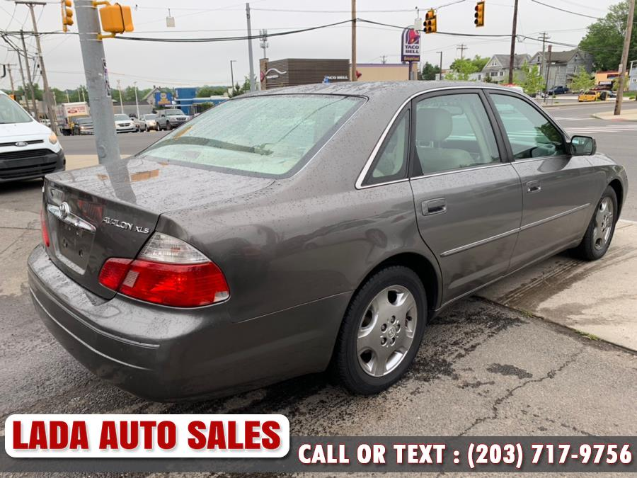 2003 Toyota Avalon 4dr Sdn XLS w/Bucket Seats, available for sale in Bridgeport, Connecticut | Lada Auto Sales. Bridgeport, Connecticut