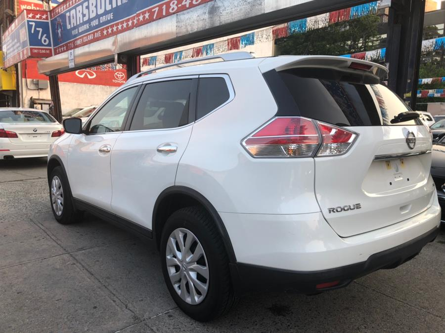 2016 Nissan Rogue AWD 4dr S, available for sale in Brooklyn, New York | Carsbuck Inc.. Brooklyn, New York