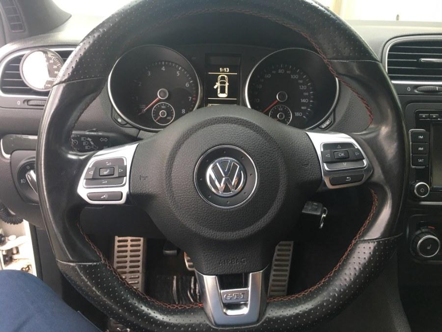 2010 Volkswagen GTI 4dr HB Man PZEV, available for sale in Bristol, Connecticut | Bristol Auto Center LLC. Bristol, Connecticut