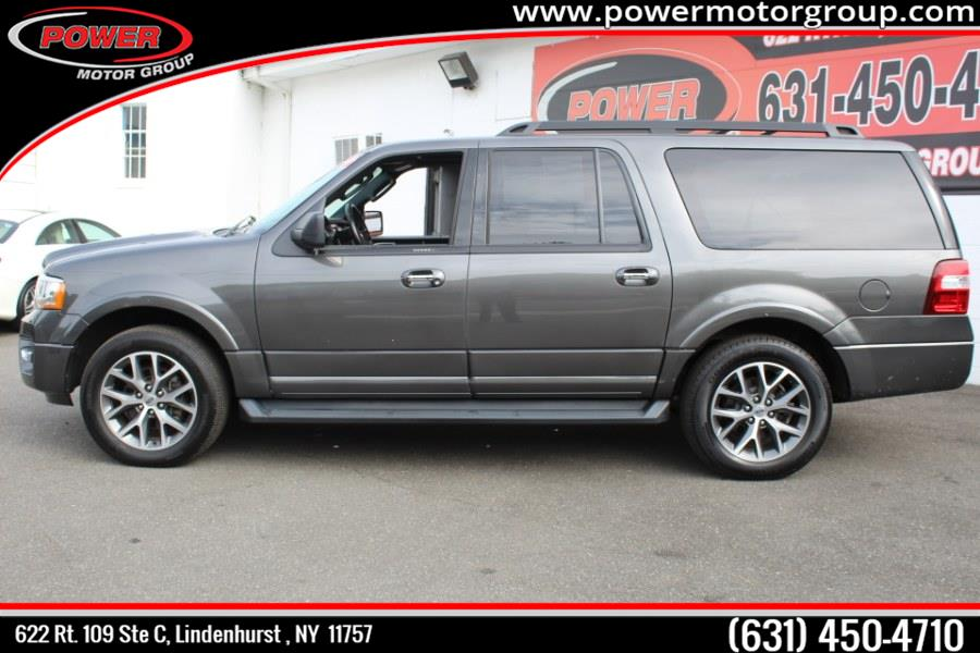 2016 Ford Expedition EL 4WD 4dr XLT, available for sale in Lindenhurst , New York | Power Motor Group. Lindenhurst , New York