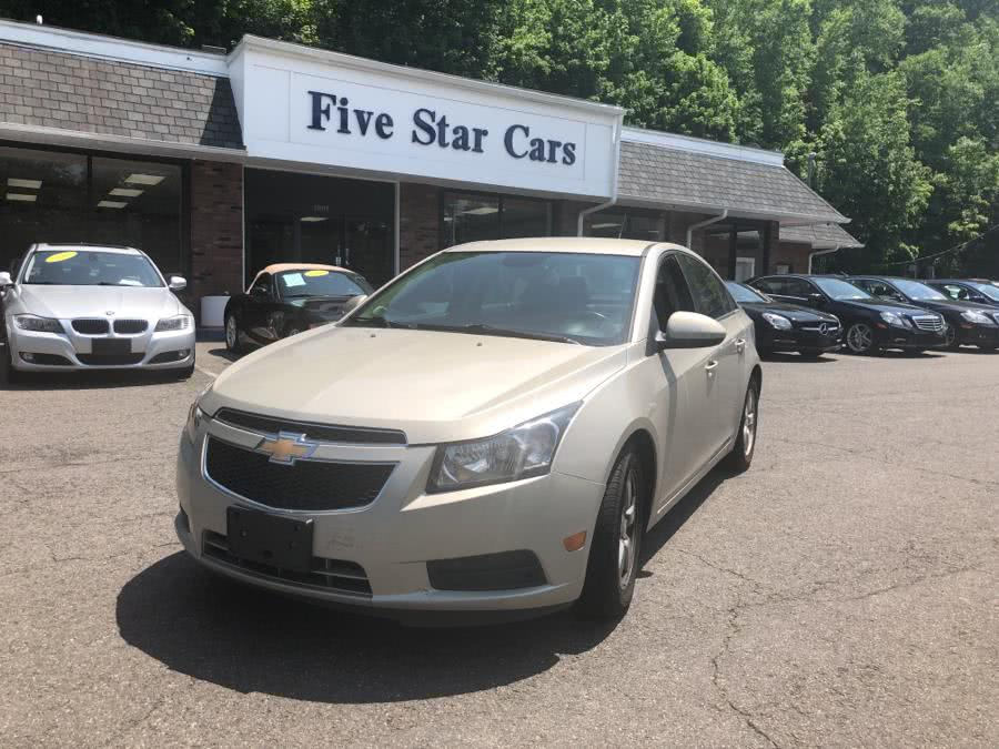 Used 2014 Chevrolet Cruze in Meriden, Connecticut | Five Star Cars LLC. Meriden, Connecticut