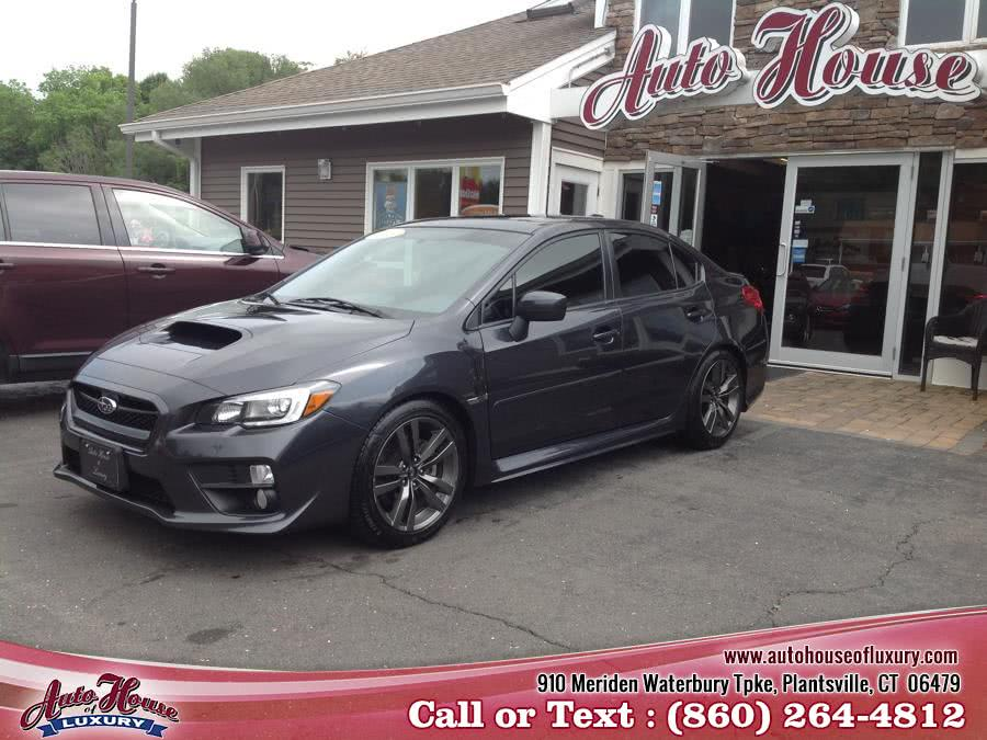 Used 2017 Subaru WRX in Plantsville, Connecticut | Auto House of Luxury. Plantsville, Connecticut