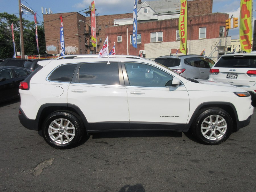 2016 Jeep Cherokee 4WD 4dr Latitude, available for sale in Irvington, New Jersey   Foreign Auto Imports. Irvington, New Jersey