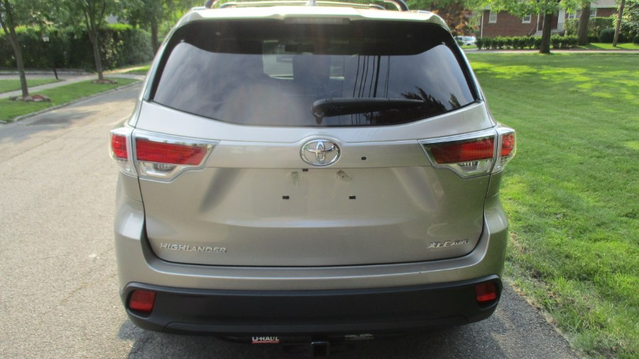 2016 TOYOTA HIGHLANDER XLE SPORT, available for sale in Bronx, New York | TNT Auto Sales USA inc. Bronx, New York
